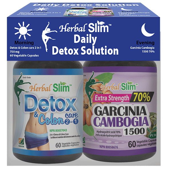 Herbal Slim Daily Detox Solution