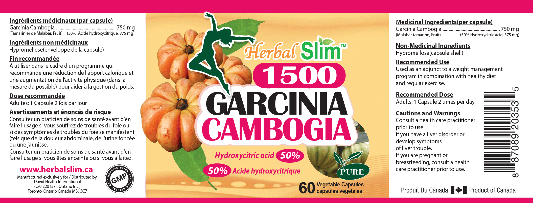 What is garcinia cambogia tablets used for