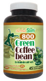 Herbal Slim 800 Green Coffee Bean